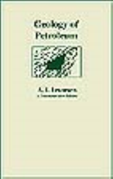 Geology of petroleum second edition fandeluxe Images