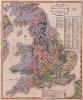 A New Geological Map of England and Wales, with the Inland Navigations; exhibiting the Districts of Coal and other Sites of Mineral Tonnage.